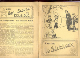 Scoutisme    Ancien Cahier - Scoutisme
