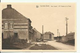 CUL-DES-SARTS   Vers Couvin-ets Peeters Et La Poste. - Cul-des-Sarts