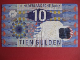 Pays Bas .10 Gulden 1997 IJsvogel - [2] 1815-… : Royaume Des Pays-Bas