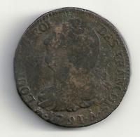 Louis XVI 2 Sols 1791 .A. (point Sur La Pointe Du A) - 1789 – 1795 Monete Costituzionali