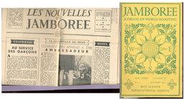 Scoutisme    Jamboree 1947  à Moisson (france) - Scoutisme