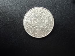 POLOGNE : 50 GROSZY   1923   Y 13      TTB - Pologne