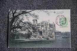 La Louvière : Château BOCH ( Cpa Taxée). - La Louviere