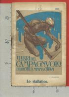 ITALIA 1920 - I LIBRI DEL CAMPAGNUOLO - Biblioteca Minima Ottavi - O. Gorni - Lo Stallatico - N° 60 - Libri, Riviste, Fumetti