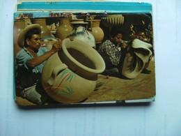 Mexico Tiaquepaque Handpainting Pottery - Mexico