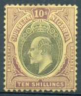Nigéria Du Sud - 1903/1904 - Yt 19 - Edouard VII - * Charnière - Nigeria (...-1960)
