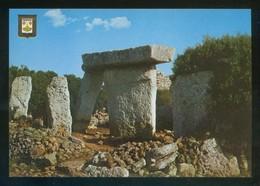 Menorca. *Taula De Talatí De Dalt* Ed. Fisa Nº 118. Nueva. - Menorca