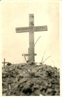 """2487 """" TOMBA DEL SOLDATO ANSELMO PIETRO - 83° FANTERIA - 29/2/1936"""" CART.ORIG. NON SPED. - War, Military"""