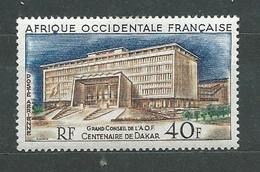 AOF  PA  N°  25  **  TB - Unused Stamps