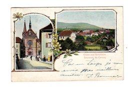 CPA 68 -  Gruss Aus Sennheim - Souvenir De Cernay - Cernay