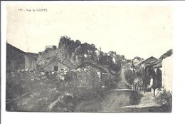 FRANCE CORSICA Corté - Corte