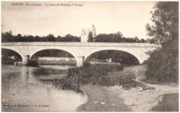 44 Nantes - Ses Environs - Le Pont De Portillon à VERTOU - Francia