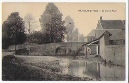 Cpa Bon Etat , Mézilles ,  Le Vieux Pont - Other Municipalities
