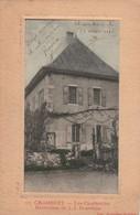 Savoie : CHAMBERY : Les Charmettes Habitation De J.j. Rousseau - Chambery