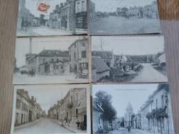 Joli Lot 20 Cpa Animées. Voir Photos - Postcards