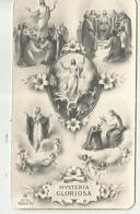 SANTINO SERIE AR DEP 1083 MYSTERIA GLORIOSA  (896) - Images Religieuses