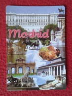 SPAIN CALENDARIO DE BOLSILLO CALENDAR ESPAÑA ESPAGNE SPANIEN MADRID VISTAS CAPITAL AÑO 2003 VER FOTOS Y DESCRIPCIÓN. - Calendarios