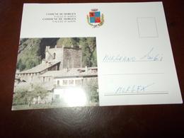 B714   Morgex Valle D'aosta Presenza Piega Angolo - Italia