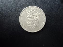 TCHÉCOSLOVAQUIE : 2 KORUNY   1972    KM 75     SUP - Czechoslovakia