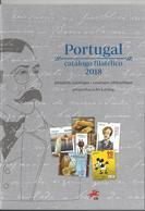 Catalogue Philatélique 2018 Du Portugal, Toutes Les Sorties Philatéliques 2018, Timbres, Bloc, Maxi Card, First Day Etc. - Sonstige Bücher