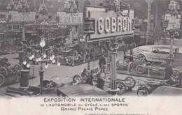 2511102Paris, Exposition Internationale De L'Automobile Du Cycle & Des Sports (GOBRON) Grand Palais Paris. (voir Coins) - Expositions