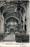 Belgique. Braine Le Comte. L'intérieur De L'église - Braine-le-Comte