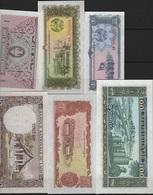 B 66 - LAOS Lot De 5 Billets Diff. état Neuf 1er Choix - Laos