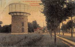 91 - Athis-Mons - Beau Plan Des Gravilliers - L'Observatoire - Carte Colorisée - Athis Mons