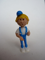 Tres Rare FIGURINE GIODI  KINDER MONTABLE 1974 (2) Incomplet - Montables