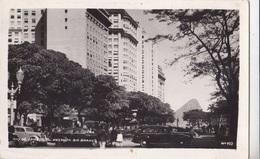 RIO DE JANEIRO AVENIDA RIO BRANCO VG AUTENTICA 100% - Rio De Janeiro