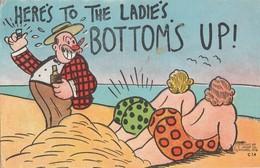 Here's To The Ladies - Humor