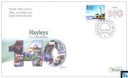Sri Lanka Stamps 2018, Hayleys, Special Commemorative Cover - Sri Lanka (Ceylon) (1948-...)