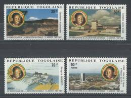 Togo - YT 1212-1215 ** - 1987 - Togo (1960-...)