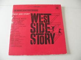 Musique Original Du Film West Side Story 1961- (Titres Sur Photos) - Vinyle 33 T LP - Filmmusik