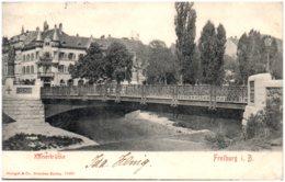 FREIBURG I. B. - Kaisesbrücke - Freiburg I. Br.
