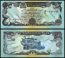 Afganistan - 50 Afgani 1979 UNC - Afghanistan
