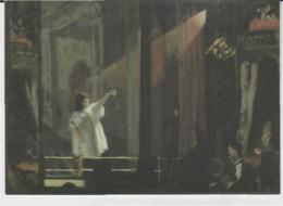 Postcard - Walter Richard Sickert - Little Dot Hetherington At The Bedford Music Hall - Unused Very Good - Unclassified