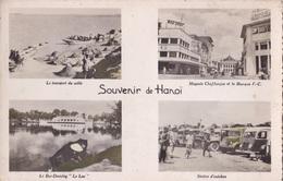 SOUVENIR DE HANOI VG AUTENTICA 100% - Vietnam