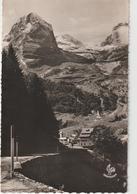 DAV :  Pyrénées  Atlantiques :  Vallée  D ' Ossau  , Route Thremale Col Aubisque à Gourette 1952 - Francia