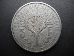 French Somaliland 5 Francs 1948 - Djibouti