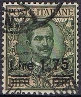 DO 7397  ITALIË  GESTEMPELD  YVERT NUMMERS 174  ZIE SCAN - 1900-44 Vittorio Emanuele III