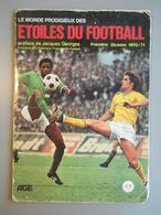 Album Complet étoiles Du Football Première Division 1970 1971 - Panini