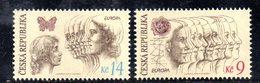 XP3012 - REPUBBLICA CECA 1994, La Serie N. 36/37 *** - Repubblica Ceca