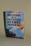 Histoire De La Seconde Guerre Mondiale - Liddell Hart - Livres