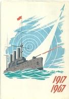 "2498 ""1917-1967 - FROM UA610854 "" CART.ORIG.SPED. - Radio Amatoriale"