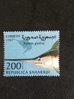 REPÚBLICA SAHARAUI. 1997.  MNH (C2403A) - Fishes