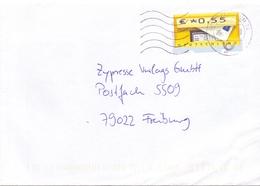 Deutsche Post, Briefzentrum  1976 (GEN190283) - FDC