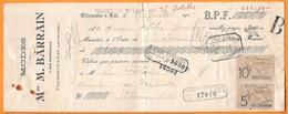 LOT ET GARONNE - VILLENEUVE SUR LOT - MODES  M.ME M. BARRAIN - Francia