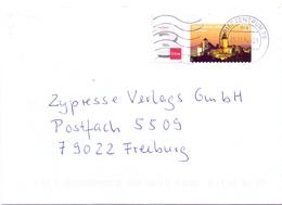 Deutsche Post, Briefzentrum  1978 (GEN190285) - FDC