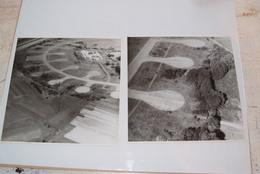 Photos Du Galdiv 7 Mission Aérienne,1 Lot De 15 Photos Militaires Aériennes Format 24cm/24cm - Albums & Collections